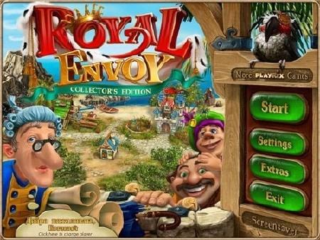 Royal Envoy Edition Collector
